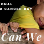 International Childhood Cancer Day-How We Can Help!